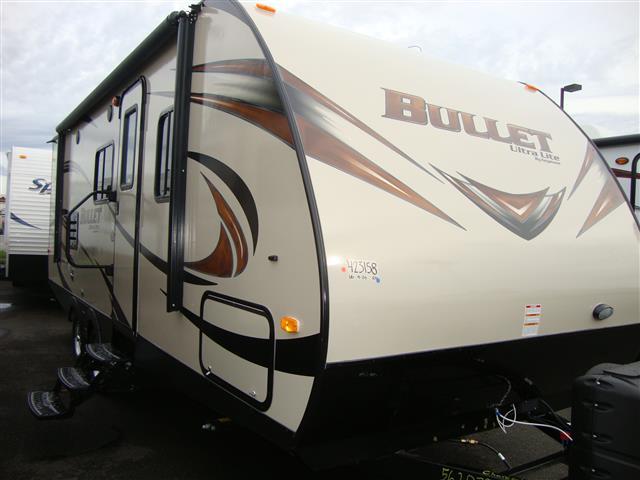 New 2015 Keystone Bullet 230BHSWE Travel Trailer For Sale