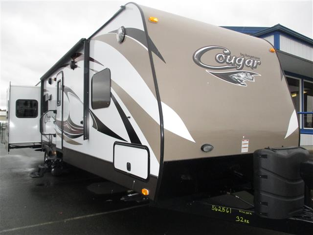 New 2016 Keystone Cougar 32RESWE Travel Trailer For Sale