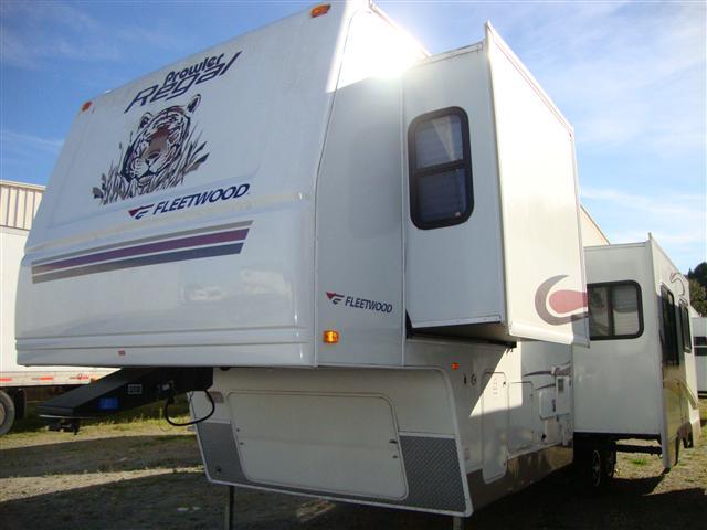 Buy a Used Fleetwood Prowler in Burlington, WA.