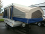Used 2009 Forest River Flagstaff 206LTD MAC Pop Up For Sale