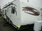 Used 2013 Forest River STEALTH 2112GS Travel Trailer Toyhauler For Sale