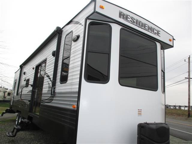 New 2015 Keystone RESIDENCE 405FL Travel Trailer For Sale