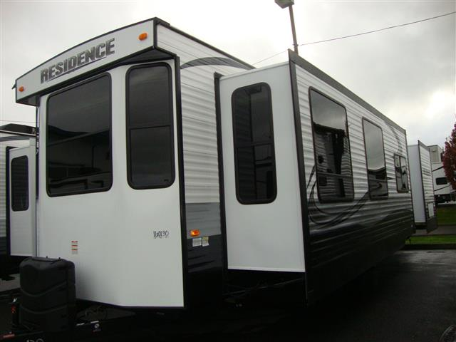 New 2015 Keystone RESIDENCE 403FK Travel Trailer For Sale