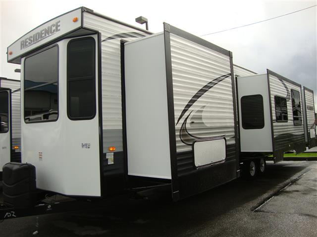 New 2015 Keystone RESIDENCE 402BH Travel Trailer For Sale