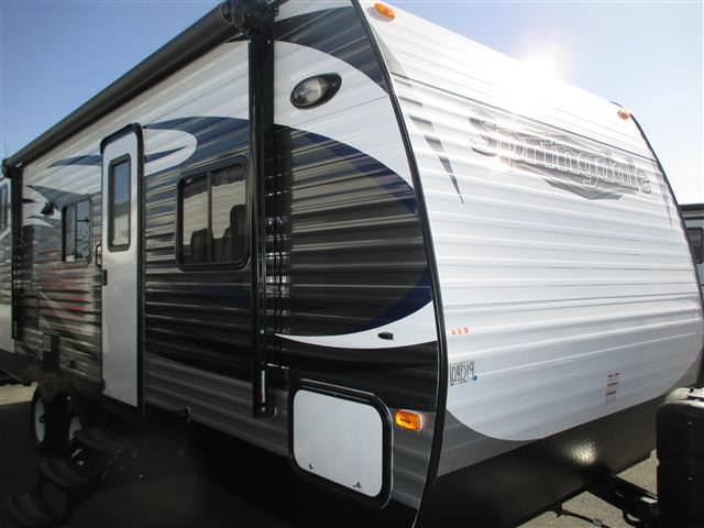 New 2015 Keystone Springdale 240BHWE Travel Trailer For Sale
