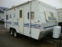 Used 2001 Fleetwood Prowler 20N Travel Trailer For Sale