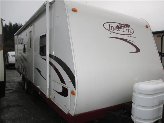 Used 2008 R-Vision Trail Lite 28RB Travel Trailer For Sale