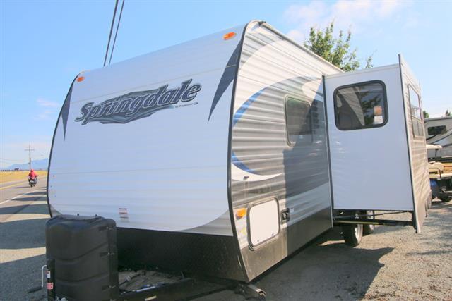 New 2016 Keystone Springdale 240BHWE Travel Trailer For Sale