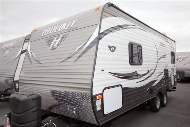New 2016 Keystone Hideout 20RDWE Travel Trailer For Sale