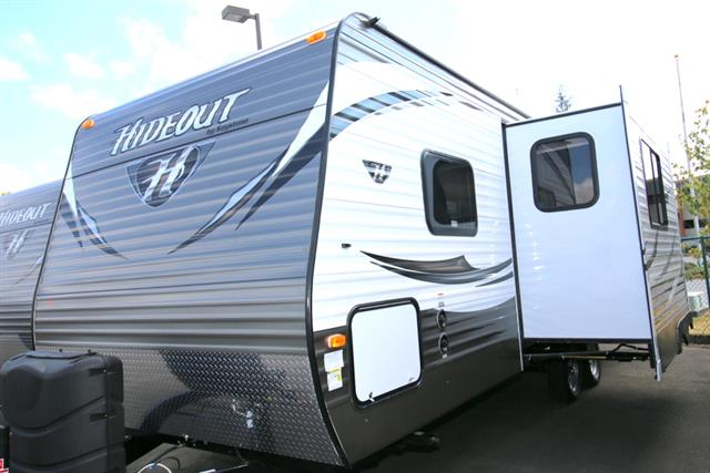 New 2016 Keystone Hideout 24BHWE Travel Trailer For Sale