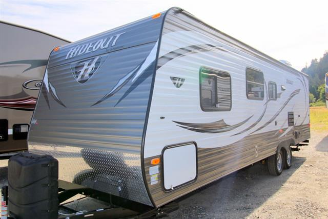 New 2016 Keystone Hideout 27RBWE Travel Trailer For Sale