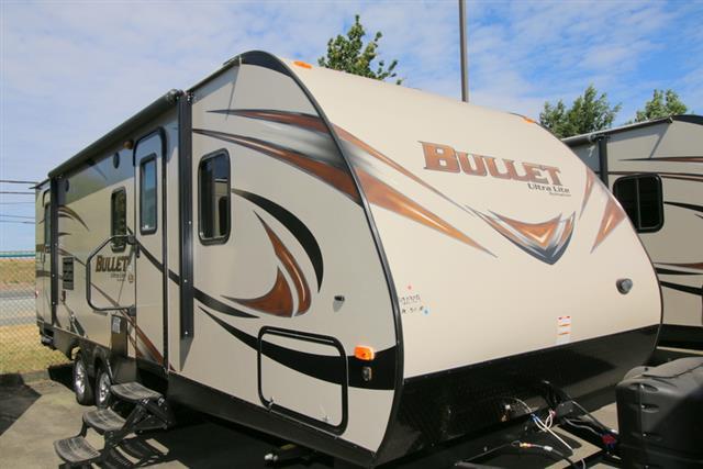 New 2016 Keystone Bullet 251RBSWE Travel Trailer For Sale