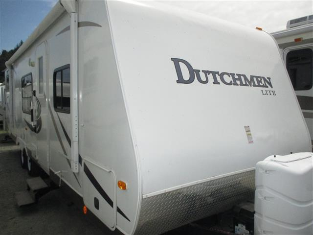 Used 2012 Dutchmen Dutchmen Lite 295BH Travel Trailer For Sale