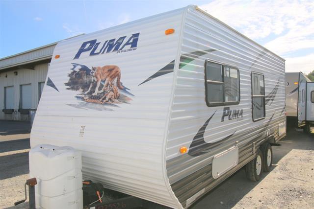 2009 Palomino Puma