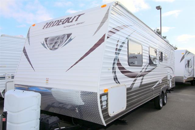 Used 2013 Keystone Hideout 22RB Travel Trailer For Sale