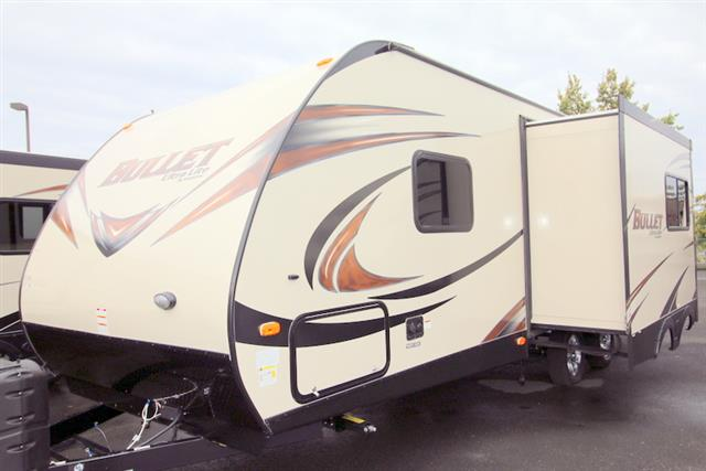 New 2016 Keystone Bullet 248RKSWE Travel Trailer For Sale