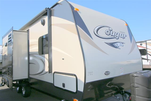 New 2016 Keystone Cougar 22RBIWE Travel Trailer For Sale