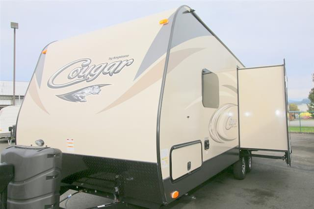 New 2016 Keystone Cougar 24SABWE Travel Trailer For Sale