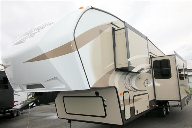 New 2016 Keystone Cougar 284RDBWE Fifth Wheel For Sale