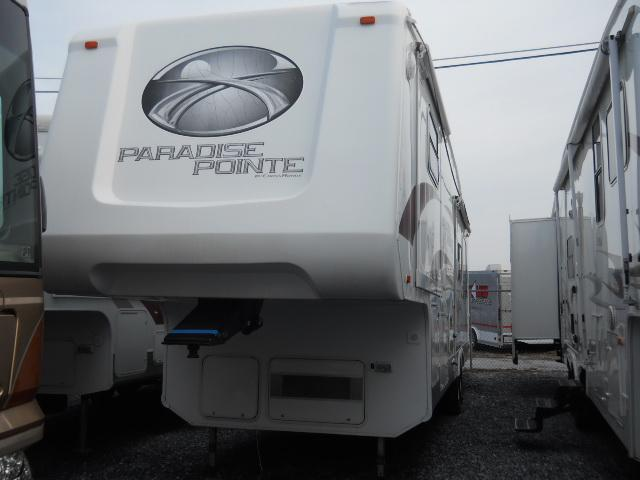2006 Fifth Wheel Crossroads Paradise Pointe
