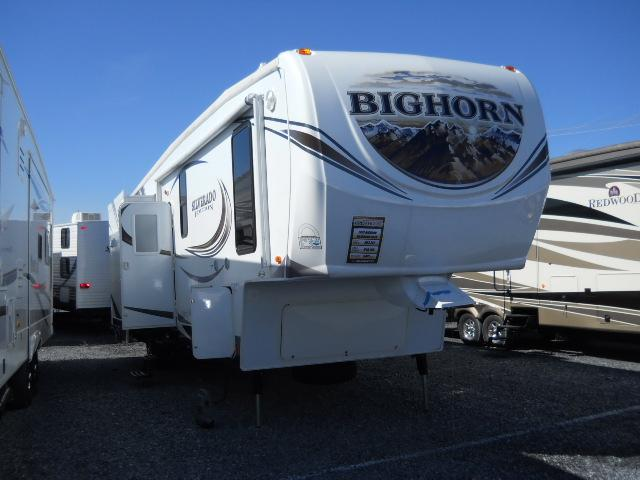 2013 Fifth Wheel Heartland BIGHORN SILVERADO