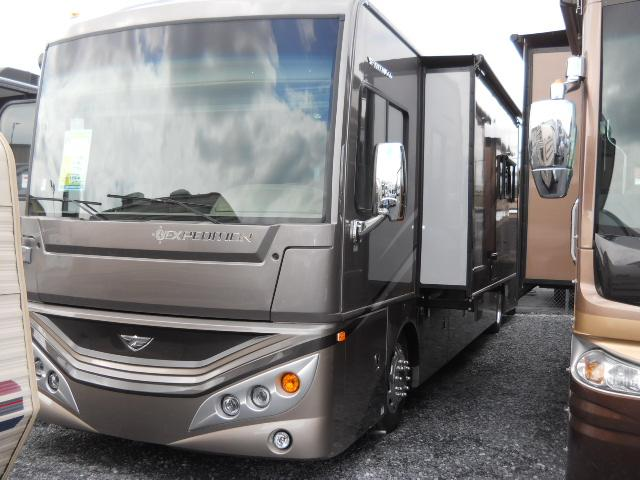 2014 Class A - Diesel Fleetwood Expedition