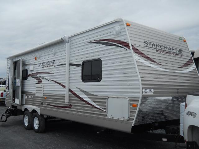 2013 Travel Trailer Starcraft AUTUMN RIDGE