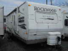 Used 2009 Forest River ROCKWOOD ULTRA 8315BSS Travel Trailer For Sale