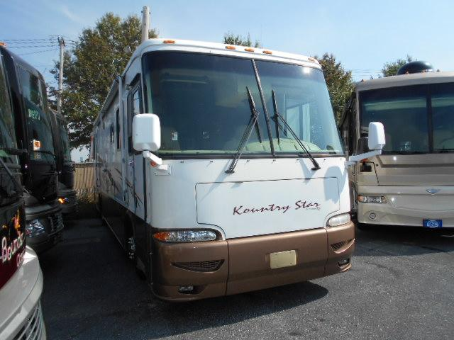 Buy a Used Newmar Kountry Star in Harrisburg, PA.