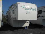 Used 2001 NuWa Snowbird 32RKBWT6 Fifth Wheel For Sale