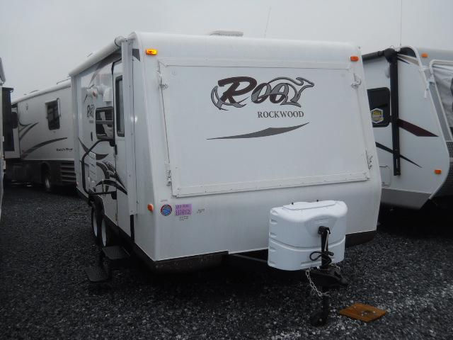 2014 Forest River Rockwood Roo