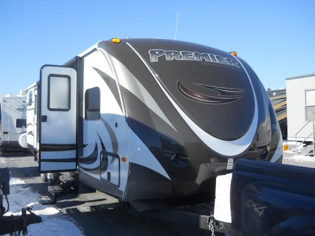 2014 Travel Trailer Keystone Premier