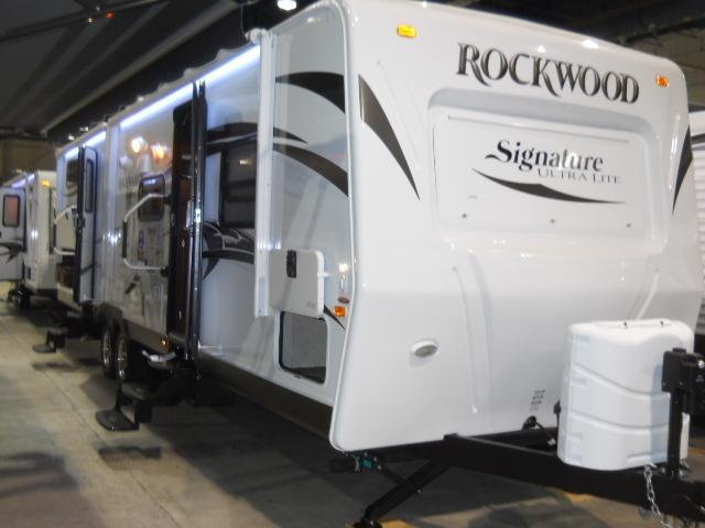 2014 Travel Trailer Forest River Rockwood Signature Ultra Lite