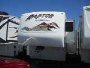 Used 2007 Keystone Raptor 3712TS Fifth Wheel Toyhauler For Sale