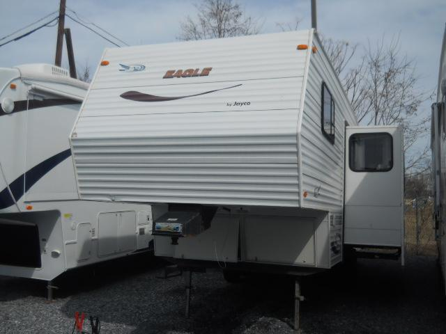 Used 2000 Jayco Eagle Fifth Wheel Trailer For Sale In