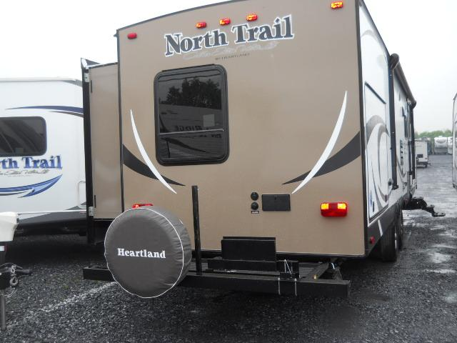 2015 Travel Trailer Heartland North Trail