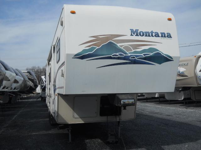 Buy a Used Keystone Montana in Harrisburg, PA.