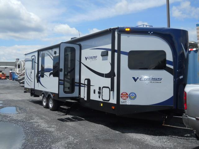 2015 Travel Trailer Forest River V-cross