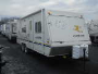 Used 2004 K-Z Coyote 23C Hybrid Travel Trailer For Sale