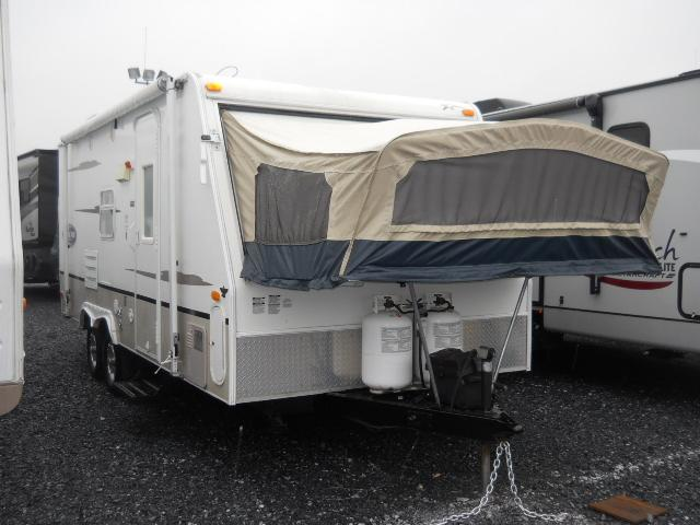 Used 2007 Starcraft Travel Star 21SSO Hybrid Travel Trailer For Sale