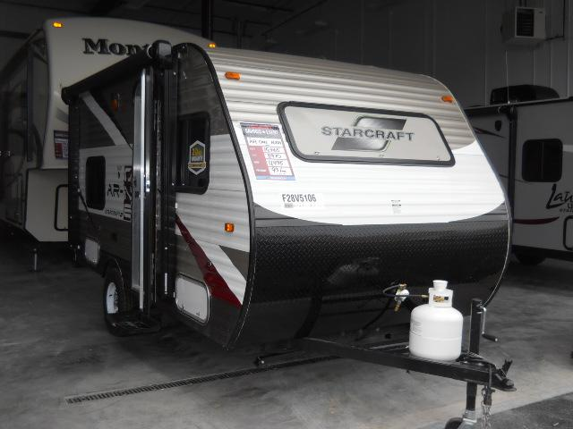 New 2015 Starcraft AR-ONE 16BH Travel Trailer For Sale