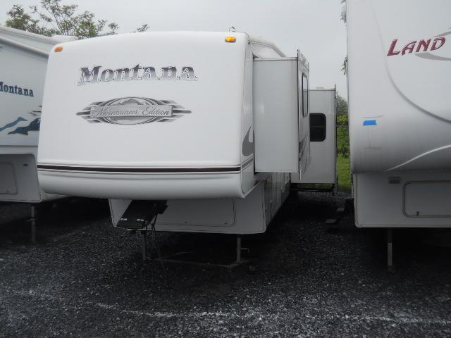 2007 Fifth Wheel Keystone Mountaineer
