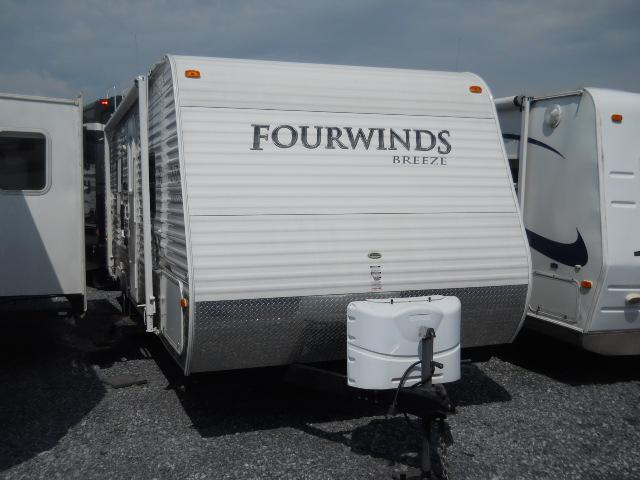 Used 2011 Four Winds Breeze Travel Trailers For Sale In