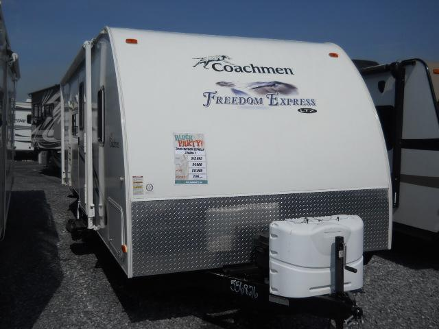Buy a Used Coachmen Freedom Express in Harrisburg, PA.