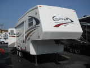 Used 2005 Crossroads Cruiser 25RS Fifth Wheel For Sale