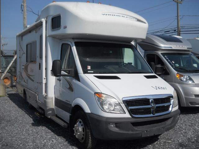 Buy a Used Winnebago View in Harrisburg, PA.