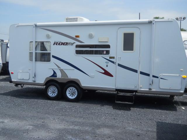 Used 2007 Forest River Rockwood Roo 23RS Travel Trailer For Sale