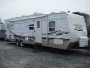 Used 2004 Dutchmen Victory Lane 28SRV Travel Trailer Toyhauler For Sale