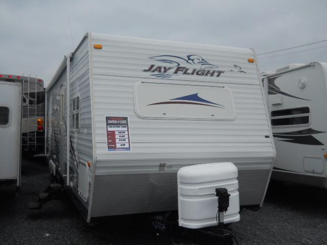 Used 2006 Jayco Jayflight 31BHDS Travel Trailer For Sale