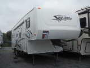 Used 2005 K-Z Sportsmen SPORTSTER 29 Fifth Wheel Toyhauler For Sale